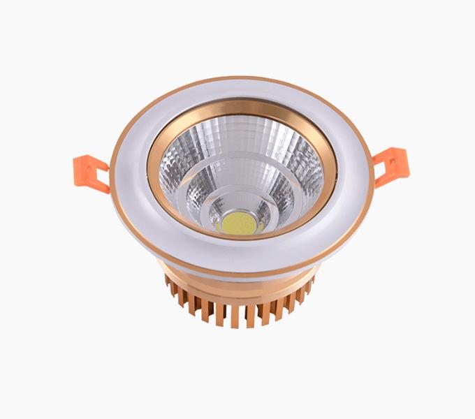 LED嵌入式天花灯筒灯